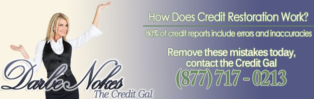 How does the credit repair process work